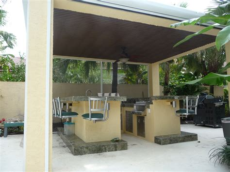 Covered Outdoor Kitchen Designs  Wwwimgkidcom The