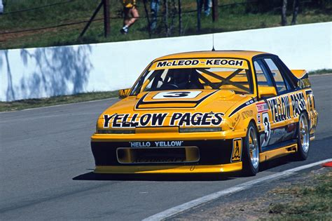 saturday sleuthing  yellow pages commodore supercars