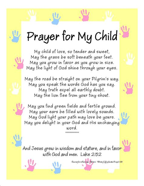 17 best images about prayers for children on 393 | 4f4700a147d17a660630d7f283dc81c0