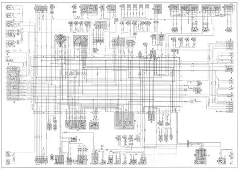 mercedes benz  wiring diagram wiring library