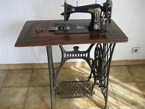 Ancienne Machine A Coudre : machine coudre singer ancienne clasf ~ Melissatoandfro.com Idées de Décoration