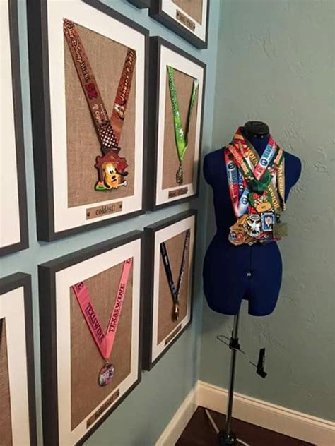 race medal display basement ideas pinterest race