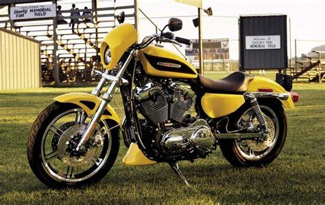 Harley-davidson Harley-davidson Xl1200r Sportster 1200