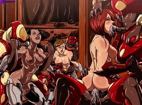 Spartan Babes Alien Orgy Spartan Sluts Luscious