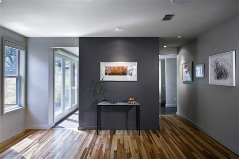 accent wall ideas living room contemporary with recessed