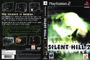 Silent Hill 2 Cover Download • Sony Playstation 2 Covers ...