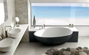 designer badewanne design badewanne mit dunkler schürze modern badezimmer münchen bavaria bäder technik gbr