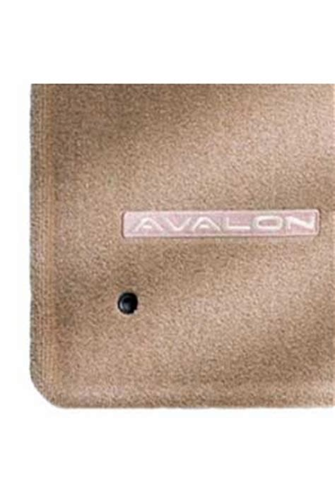 2005 Toyota Avalon Floor Mats by New 2005 2012 Toyota Avalon Carpeted Floor Mats From