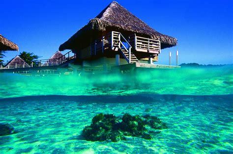 InterContinental Bora Bora Le Moana Resort, French Polynesia   Reviews, Pictures, Videos, Map