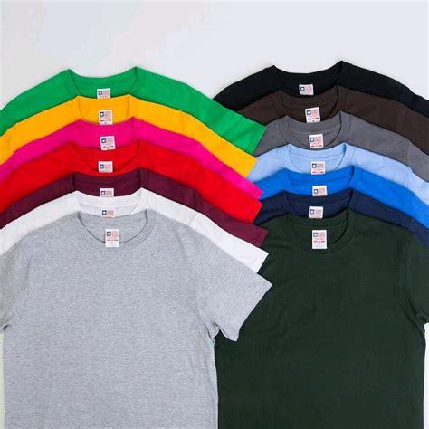Kaos Baju 420 1 jual baju kaos polos premium import tanpa jahitan