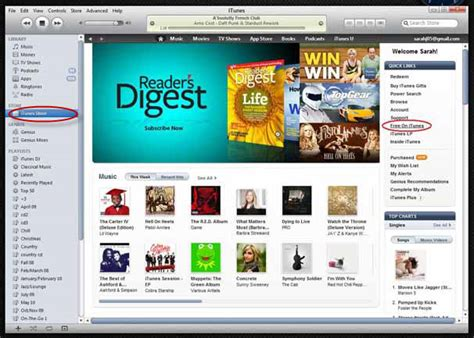 How To Get Free Music Songs On Itunes