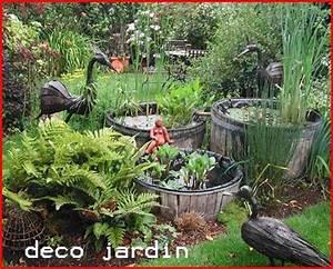 Deco Terrasse Pas Cher : decoration jardin ~ Teatrodelosmanantiales.com Idées de Décoration