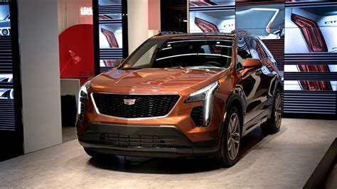 Cadillac Enters Luxury Compact Suv Segment With The New