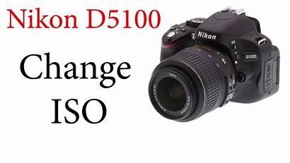 Nikon D5100 Iso Change