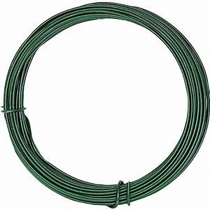 wickes garden wire pvc coated 35mm x 20m wickescouk With wickes outdoor lighting cable