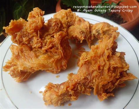 Resep keripik kulit ayam pakai tepung crispy renyah dan tahan lama sampai 2 minggu lebih sederhana spesial asli enak. Resep Ayam Goreng Tepung Bumbu KFC Crispy | Resep Masakan Indonesia Praktis