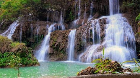Theelorsu Waterall Thailand Bing Wallpaper Download