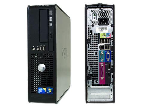 pc bureau hp 2 duo refurbished dell optiplex 780 sff innovatepc