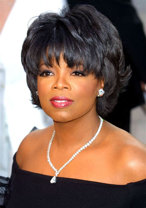 Top 10 Oprah Hairstyles Across The Decades