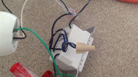 wire casablanca   inteli touch wall control