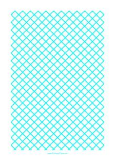 letter sized hexagon graph paper  spaced