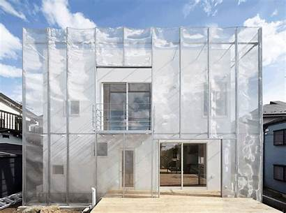 Japanese Envelope Contemporary Homes Pushing Architectural Archdaily
