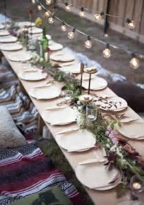 10 of the best christmas table decoration ideas the style files