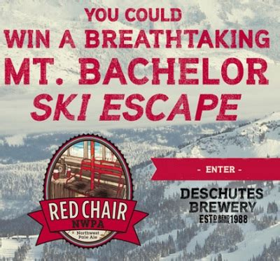 deschutes chair snowboard deschutes brewery chair sweepstakes sweepstakesbible
