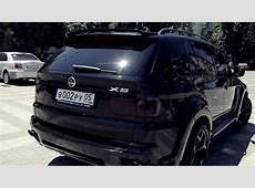 BMW x5 hamann 670 hp YouTube