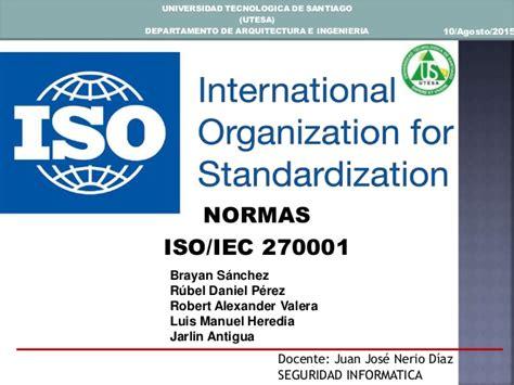 Definiciones Iso 27001 Resumen by Iso 27001
