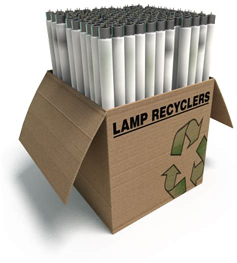 fluorescent lighting fluorescent light recycling portland
