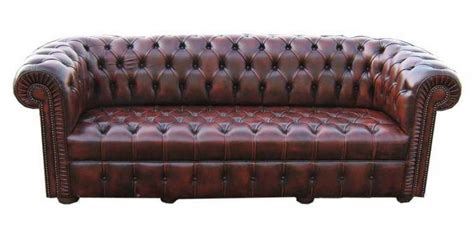 canape chesterfield occasion photos canapé chesterfield cuir occasion