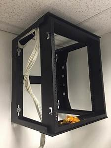 Wall Mount Racks and Cabinets: 24