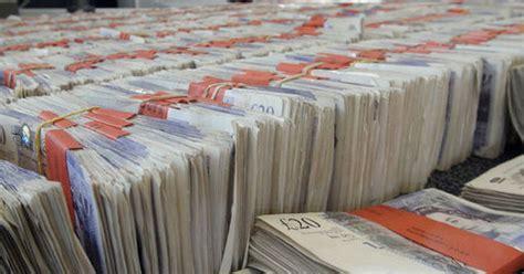 Cops Seize More Than £17 Million From Region's Criminals