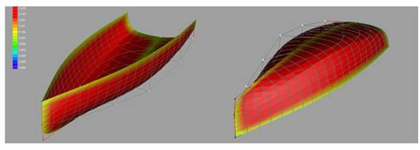 Fast Boat Hull Design by Feup Autonomous Sailboat