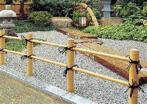 model pagar bambu rumah minimalis tampil alami model