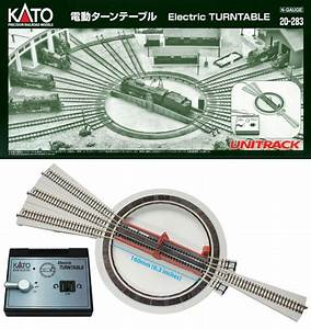 Official Kato N Scale 20
