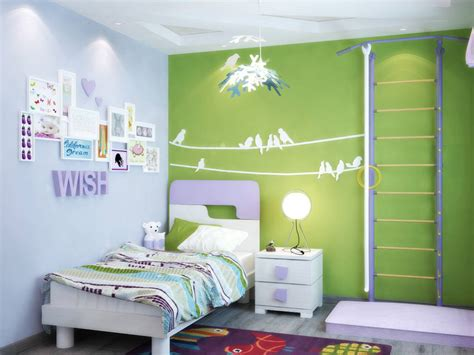 Kid's Room Interior Design, Child Room Interior Design