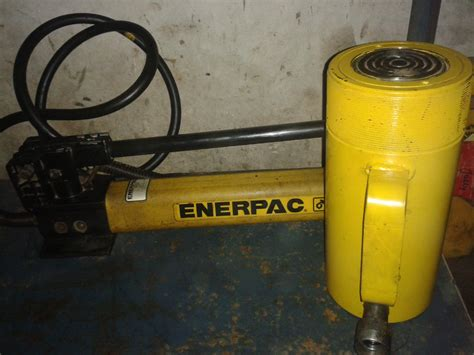 Marine Equipments, Hydraulic Jack Pump 50 Ton Set