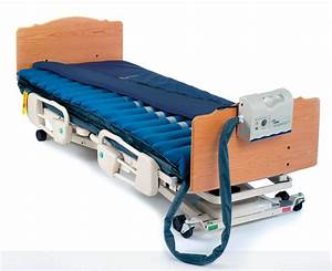 supra low air loss alternating pressure mattress by medline With air mattress for pressure ulcer prevention