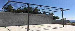 pergola fer forge et tonnelle fer forge acl menuiserie With pergola en fer forge pour terrasse