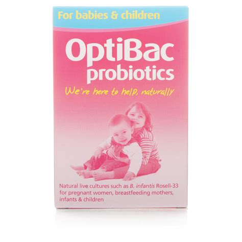 Best Probiotics For Babies Children Supplementry