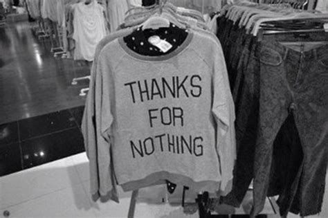 Thanks For Nothing Quotes Tumblr