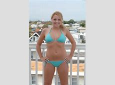 Hotty Stop Crystal FTV Bikini Blonde