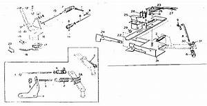 Governor  U0026 Throttle Group Diagram  U0026 Parts List For Model