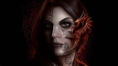 Tattoo Dragon Gothic Fantasy Desktop Wallpapers Backgrounds