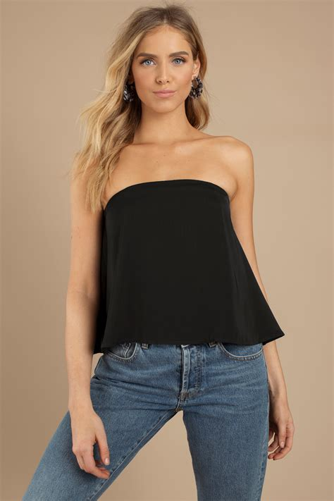 N Topi Black blouses s chiffon blouse black blouse sheer top