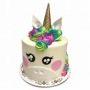 Unicorn Cake Decorating Class - Freed's Bakery