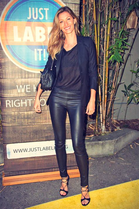 gisele bundchen attends conceal  reveal campaign launch