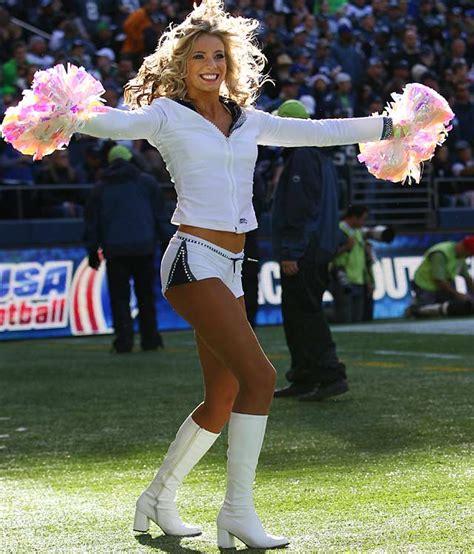 seahawks sea gals cheerleaders rspics